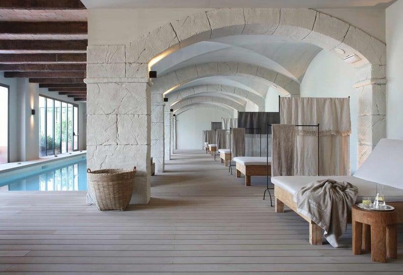 Zonas comuns Hotel Peralada Wine Spa & Golf