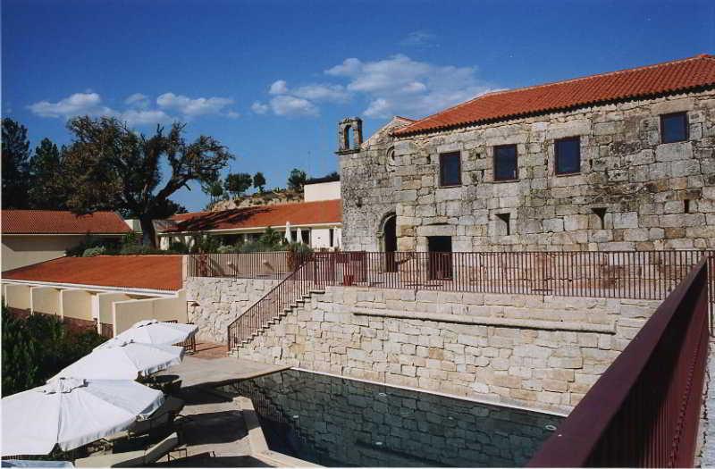 Hôtel Pousada de Belmonte, Convento de Belmonte