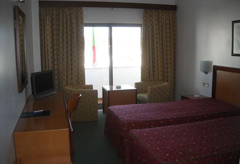 호텔 Santa Beatriz Campo Maior