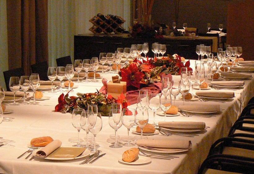 Restaurant Hotel Abba Huesca