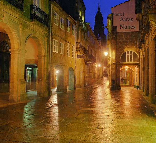 Hotel Airas Nunes Santiago di Compostela