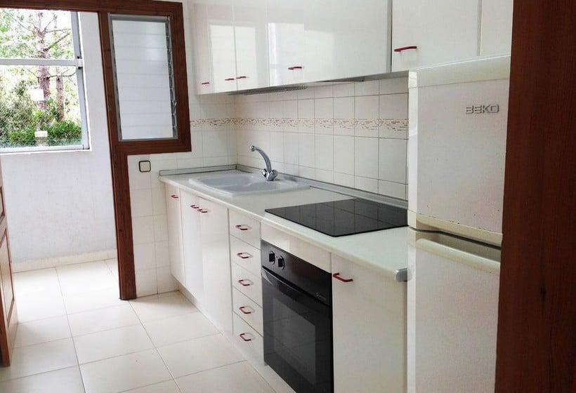 Apartamentos Hibiscus 3000 Alcoceber
