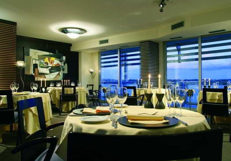 Restaurant Hôtel Barcelo Aran Park Rome