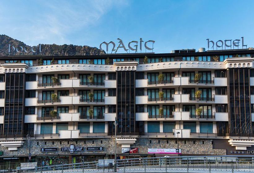 Hotel Magic Andorra Andorra-a-Velha