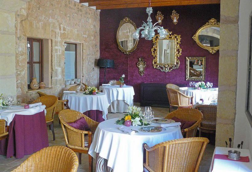مطعم فندق ريفى S'Olivaret ألارو