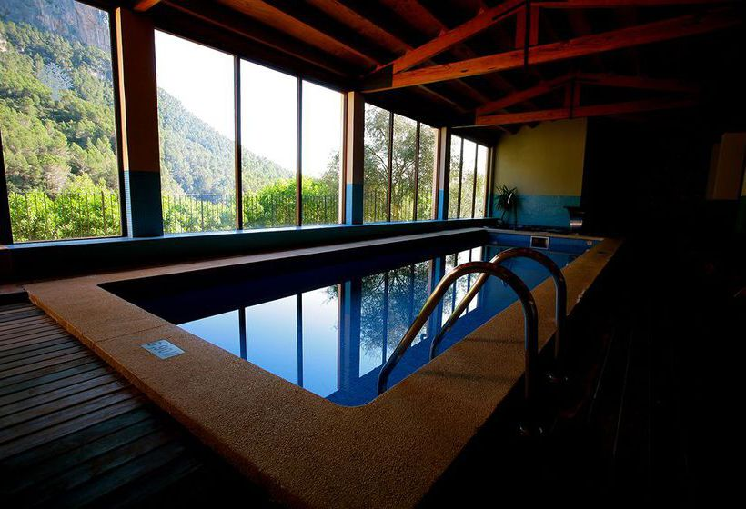 Swimming pool Rural Hotel S'Olivaret Alaro