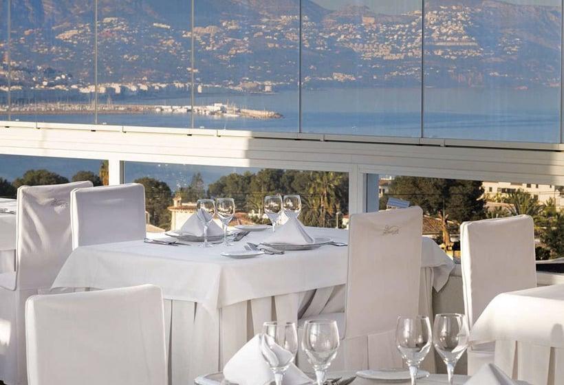 레스토랑 Sun Palace Albir Hotel & Spa L'Alfas del Pi