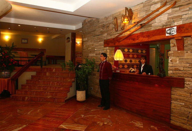 Appart-Hotel Las Piedras Bariloche
