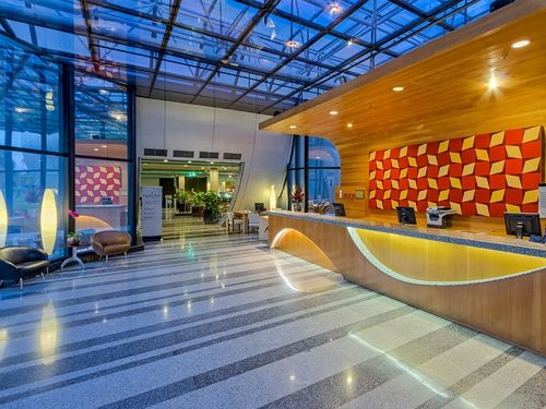 فندق Golden Tulip Brasilia Alvorada برازيليا