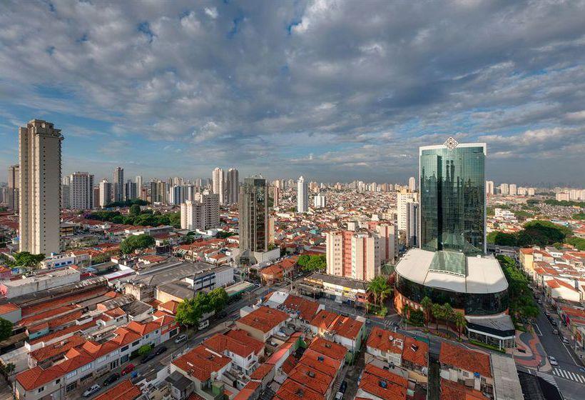Hôtel Tryp Sao Paulo Tatuape São Paulo