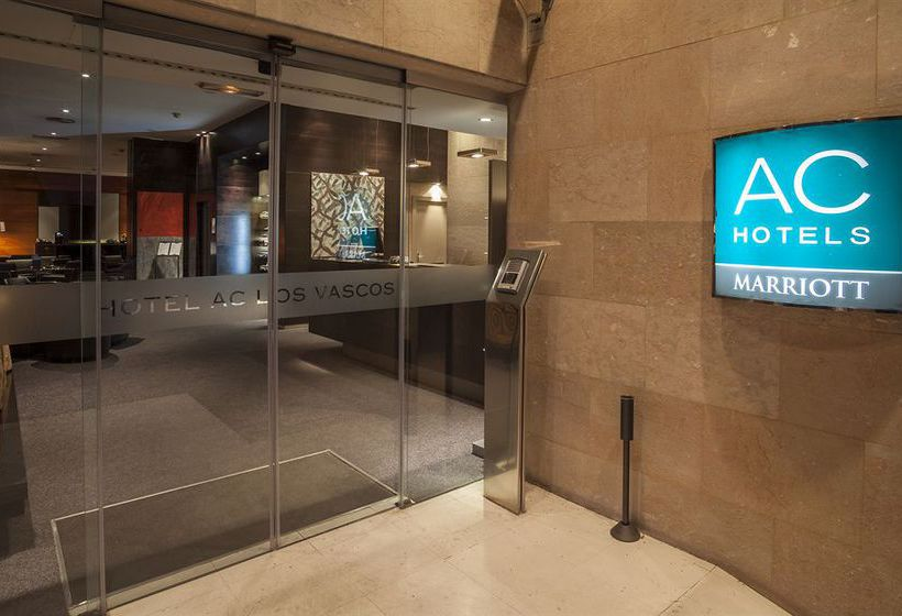 Hôtel AC Los Vascos by Marriott Madrid