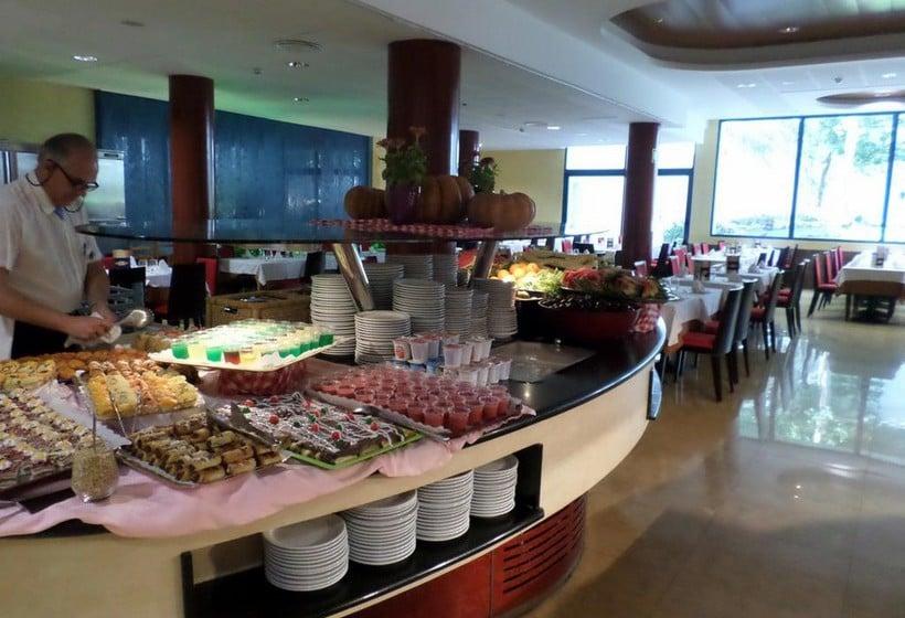 Restaurant Hotel Blaucel Blanes