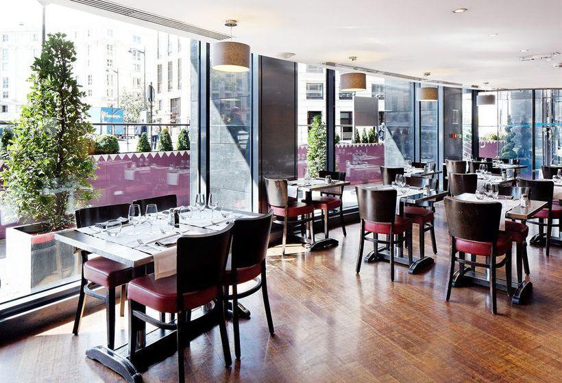 Restaurante Hotel Catalogne Paris Gare Montparnasse