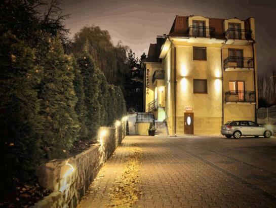 Hôtel Villa Angela Gdansk