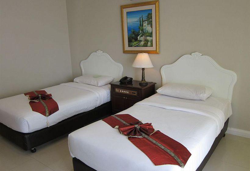 Forum Park Hotel بانكوك