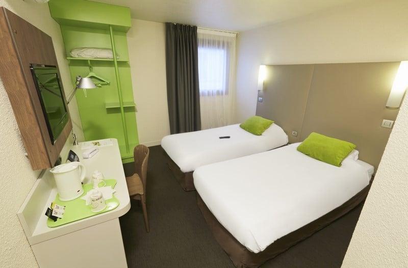 호텔 Campanile Lyon Centre Berges Du Rhône 리옹
