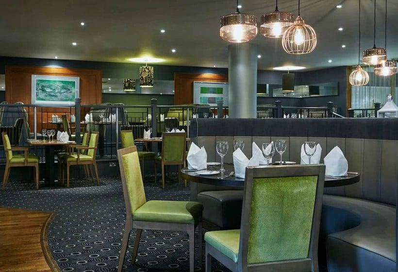 Restaurant Hotel Crowne Plaza Belfast