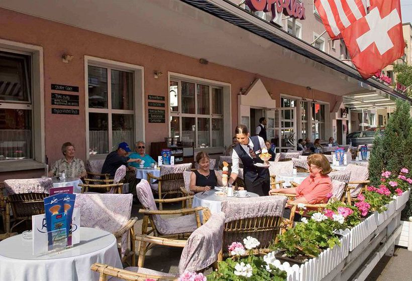 Hotel Mercure Stoller Zurich Zurigo