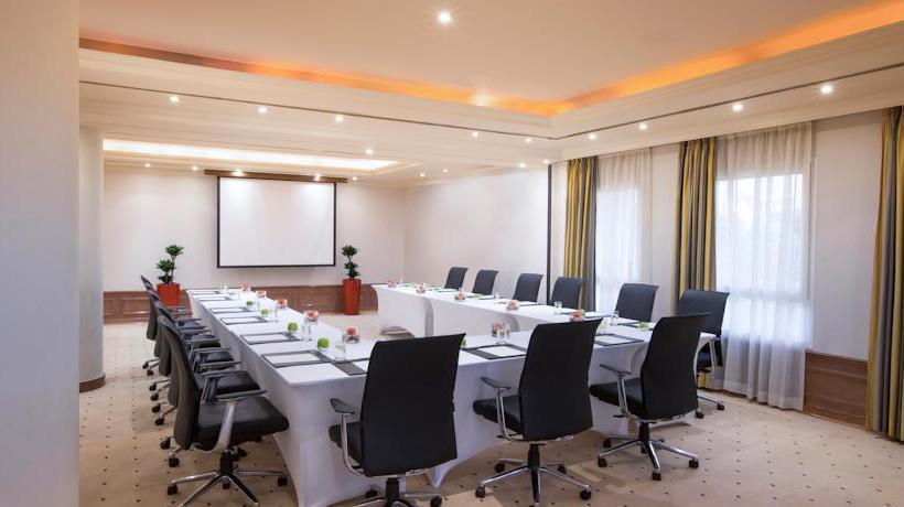 Salas de reuniones Hotel Movenpick Doha