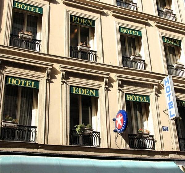 Hôtel Eden Opéra Paris