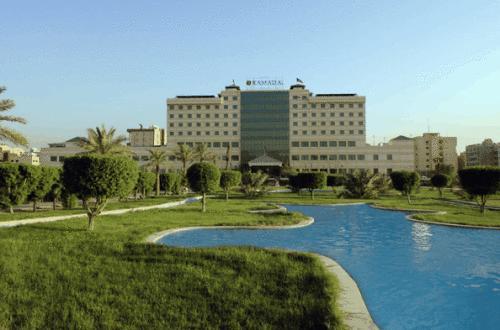 بیرونی Ramada Kuwait Hotel کویت