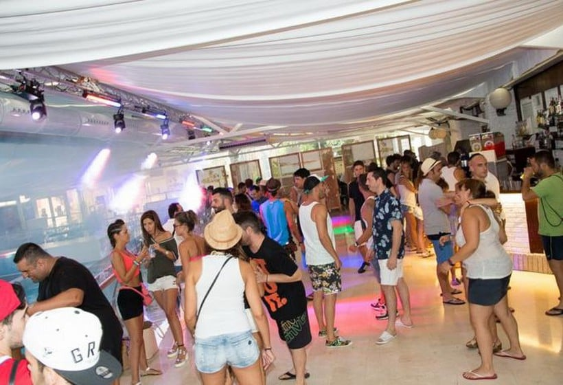 أخري Benidorm Celebrations Pool Party Resort - Adults Only بينيدورم