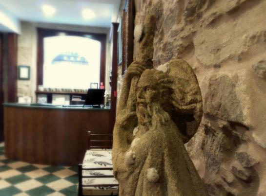 ホテル Rua Villar サンティアゴ・デ・コンポステーラ