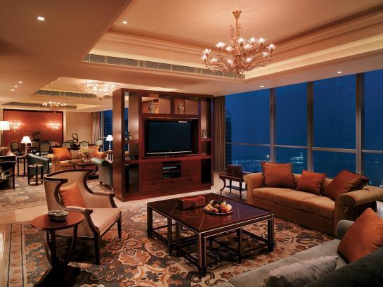 Shangri-la Hotel Qingdao 칭다오