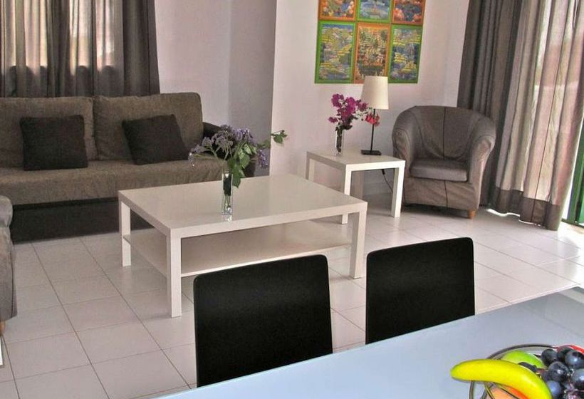 Apartamentos El Guarapo Costa Teguise
