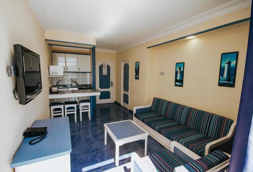 Common areas Aparthotel Servatur Puerto Azul Playa de Amadores