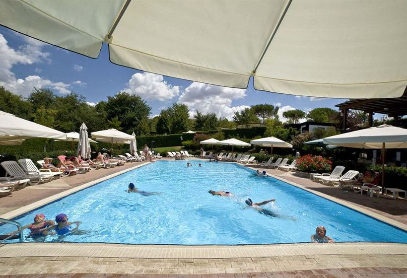 Camping Flaminio Village Bungalow Park 로마