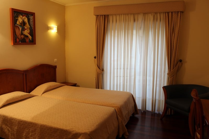 Zimmer Hotel AJ Chaves