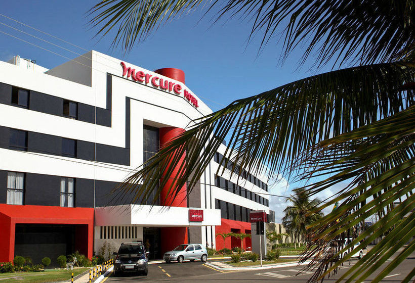 호텔 Mercure Aracaju Del Mar 아라카주