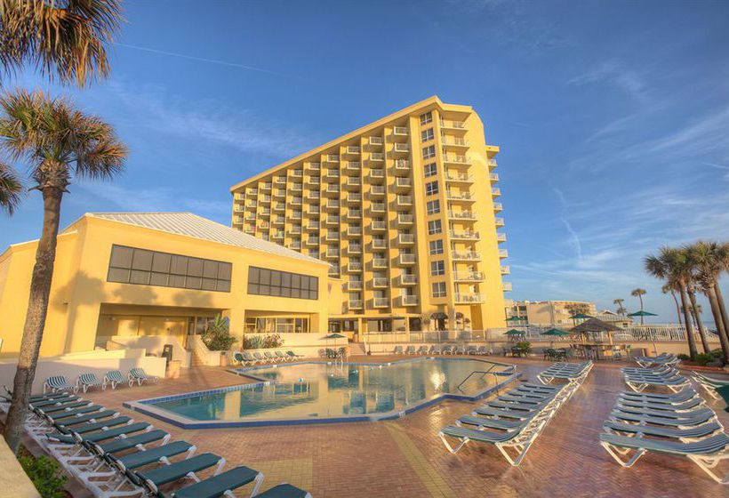Schwimmbad Hotel Ocean Breeze Club Daytona Beach