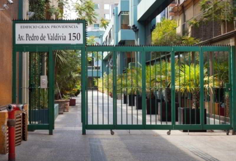 Aparthotel Cambiaso Santiago