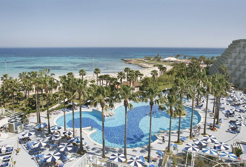 Piscina Hipotels Mediterraneo  - Adults Only Sa Coma