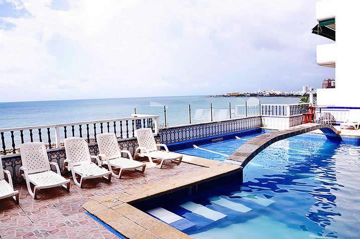 Hotel Costa Del Sol & Centro de Convenciones Cartagena das Índias