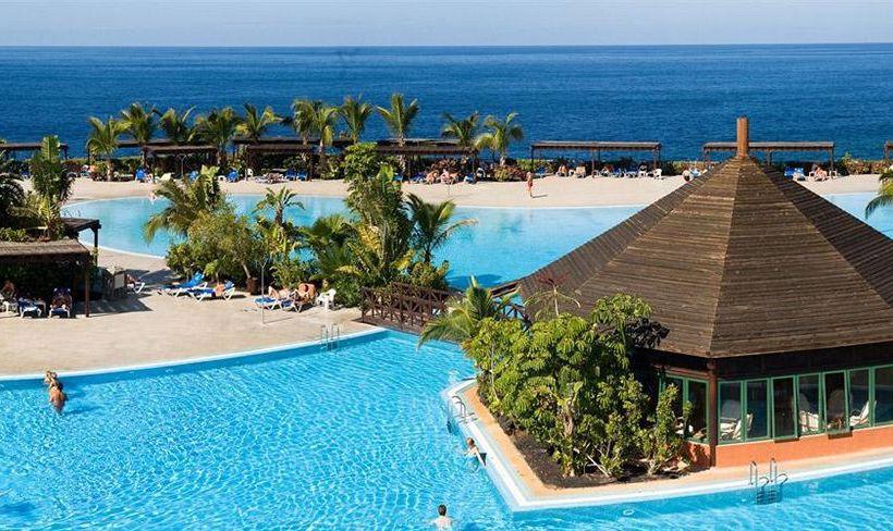 Hotel Teneguia Princess La Palma