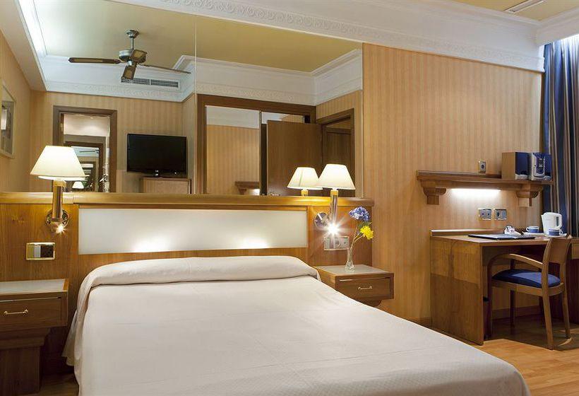 اتاق هتل Senator Gran Vía 70 Spa  مادرید