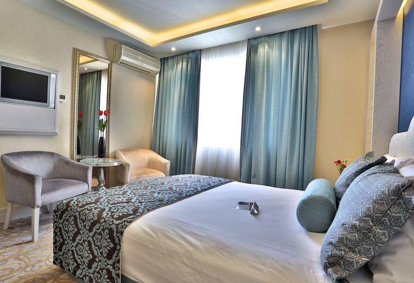 فندق Zurich إسطنبول