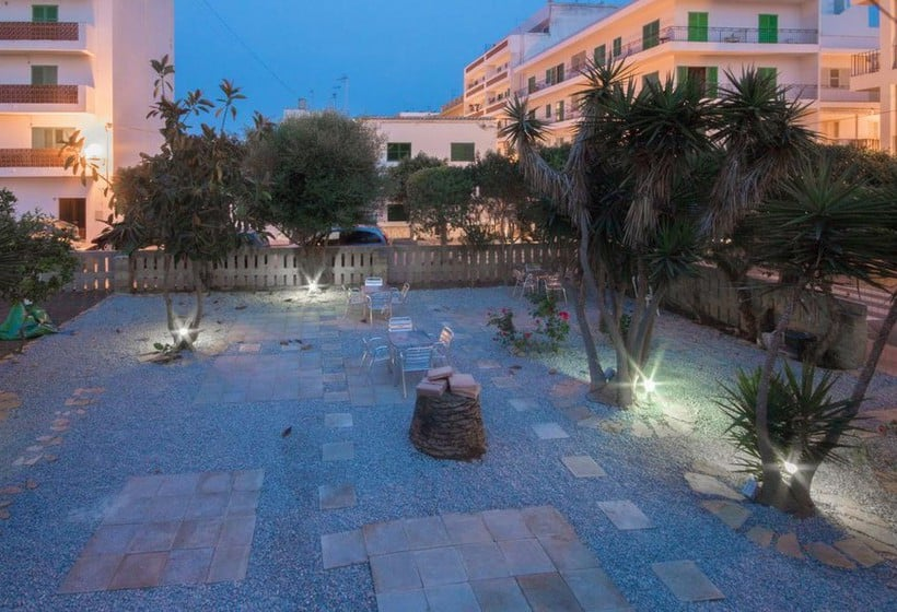 Common areas NWT Hostal Sunset Ibiza Sant Antoni de Portmany