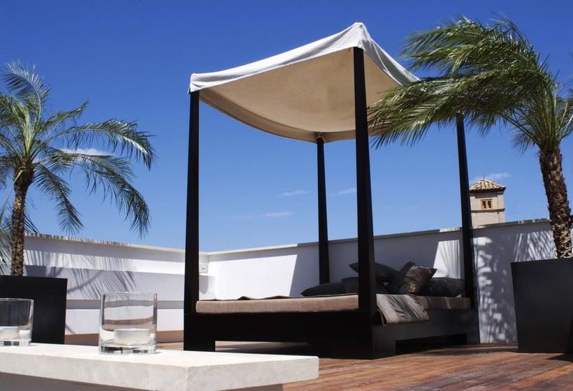 Terrazza Puro Hotel Palma Palma di Maiorca