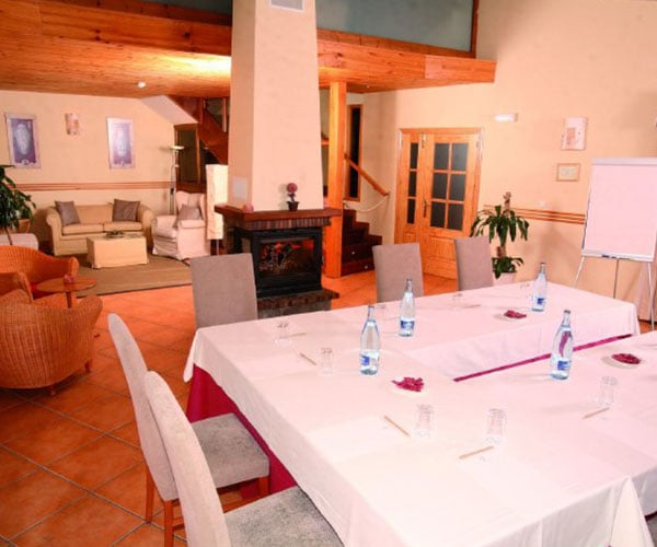 Restaurant Hotel BlueSense Sierra de Madrid Mataelpino