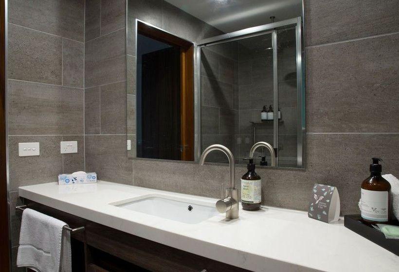 Badezimmer Hotel Daintree Eco Lodge & Spa