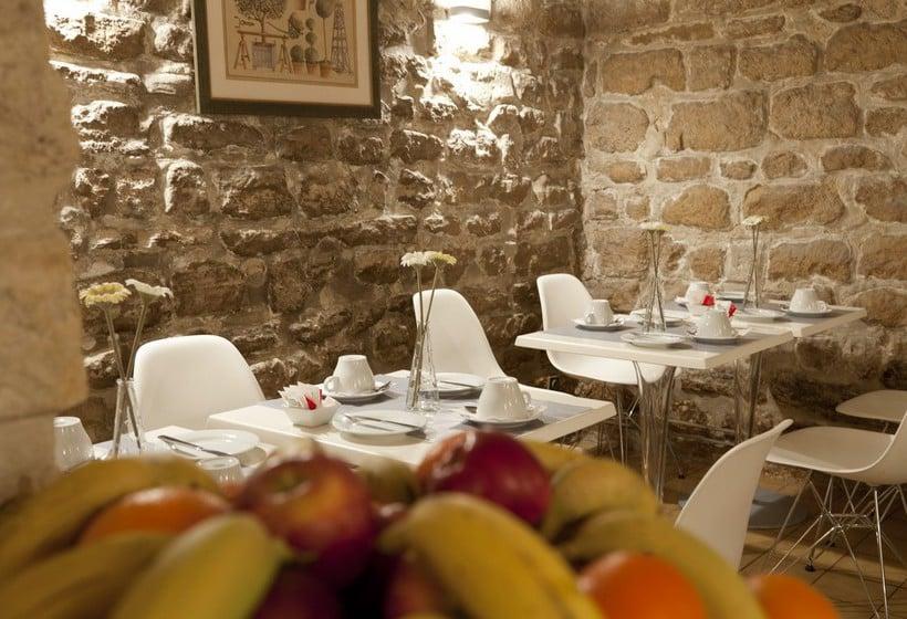 Restaurante Hotel Bastille De Launay Paris