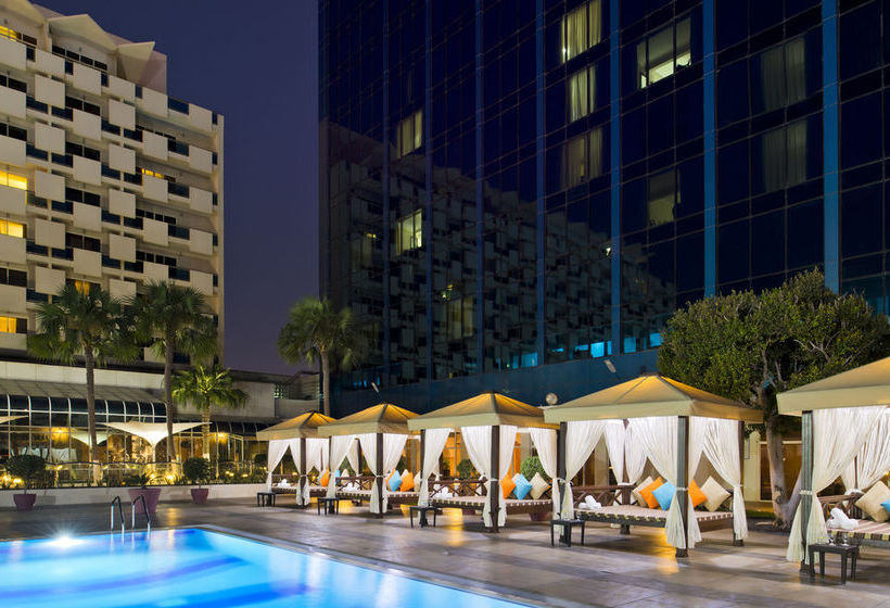 فندق Doha Marriott  الدوحة