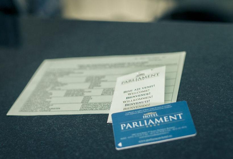 فندق Parliament بوخارست