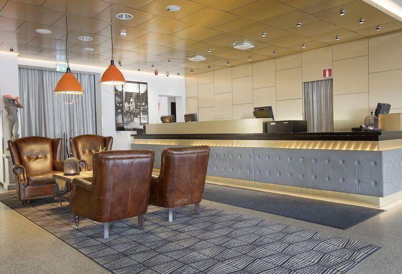 Hotel Scandic Malmen Estocolmo