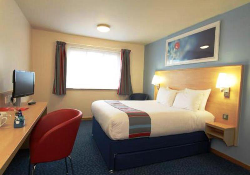 Hôtel Travelodge Leeds Central