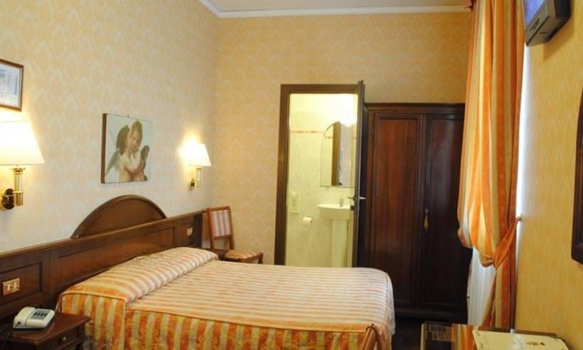 Hotel Boccaccio Florença